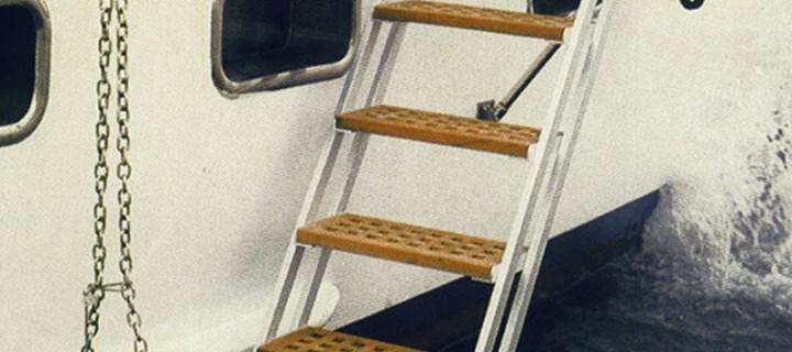 Passarela Escada Real