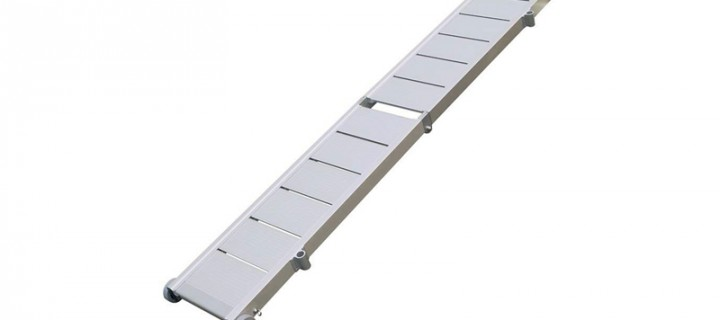 Pasarela Ligera Aluminio
