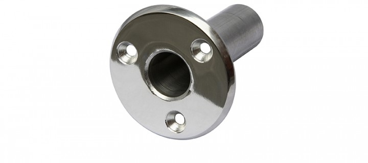 Steel Stanchion Socket
