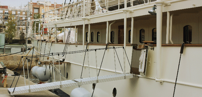 Oferta Naomar | Charters y barcos gran carga