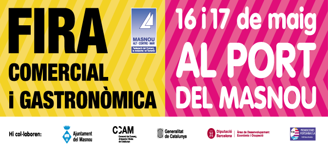 (Español) Feria comercial y gastronómica de Masnou