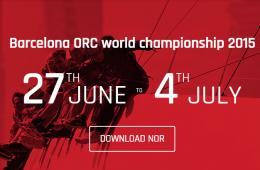 Barcelona ORC World Championship 2015