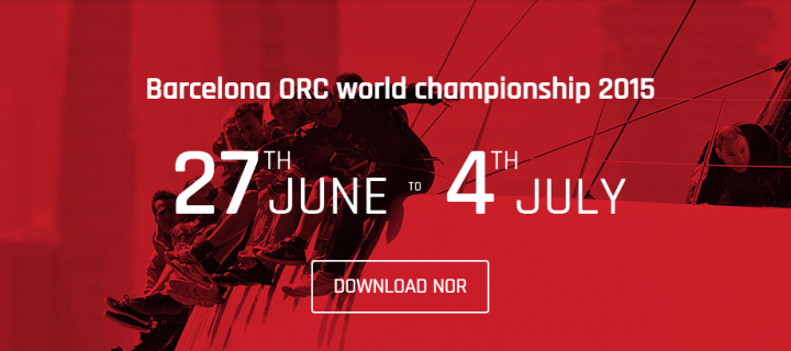 Barcelona ORC World Championship 2015