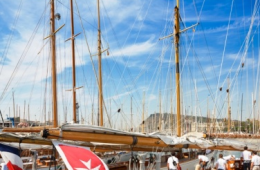 VIII regata Puig Vela Clàssica Barcelona